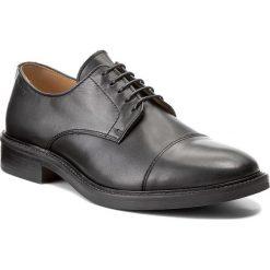 Półbuty GANT - Albert 15631223 Black G00. Czarne buty wizytowe męskie GANT, ze skóry. W wyprzedaży za 409,00 zł.