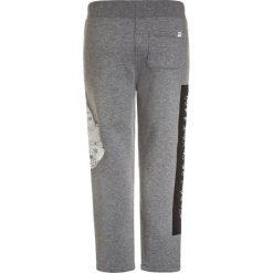 GAP BOYS ACTIVE ARCH  Spodnie treningowe grey heather. Szare spodnie dresowe dziewczęce GAP, z bawełny. Za 129,00 zł.
