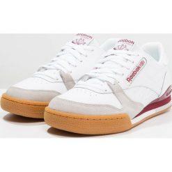 Reebok Classic PHASE 1 PRO Tenisówki i Trampki white/urban maroon/snowy grey. Białe tenisówki damskie marki Reebok Classic. Za 419,00 zł.
