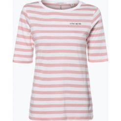 T-shirty damskie: Scotch & Soda – Koszulka damska, różowy