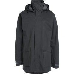 Bergans SYVDE  Kurtka hardshell solid charcoal/solid dark grey. Szare kurtki trekkingowe męskie Bergans, m, z bawełny. W wyprzedaży za 734,30 zł.