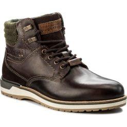 Buty zimowe męskie: Kozaki BUGATTI - 321-35630-1200-6100 Dark Brown