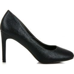 Buty ślubne damskie: Błyszczące Czółenka EASTER
