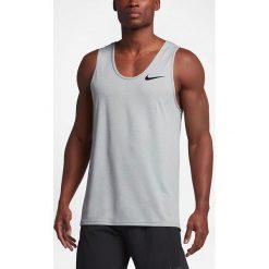 Nike Koszulka męska BRT Tank HPR DRY biała r. L (832825 100). Białe koszulki sportowe męskie marki Nike, l. Za 101,74 zł.