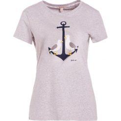 T-shirty damskie: Barbour WHITMORE TEE Tshirt z nadrukiem grey