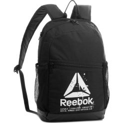 Plecak Reebok - Style Found Active Bp CZ9753 Black. Czarne plecaki męskie Reebok, z materiału, sportowe. W wyprzedaży za 129,00 zł.