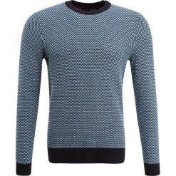 Swetry klasyczne męskie: Ted Baker Sweter blue