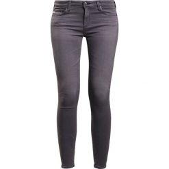 Boyfriendy damskie: AG Jeans ANKLE Jeans Skinny Fit grey