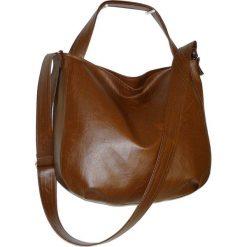 Brązowa torba hobo 3w1, brązowa torba worek. Brązowe torebki klasyczne damskie Pakamera. Za 145,00 zł.