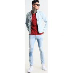 Nudie Jeans LEAN DEAN Jeansy Slim fit indigo strip. Czarne jeansy męskie relaxed fit marki Criminal Damage. W wyprzedaży za 411,95 zł.