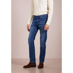BOSS ATHLEISURE DELAWARE Jeansy Slim Fit bright blue. Czerwone jeansy męskie relaxed fit marki BOSS Athleisure, z bawełny. Za 579,00 zł.