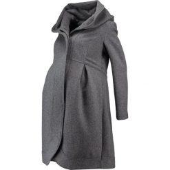 Mint&berry mom Płaszcz wełniany /Płaszcz klasyczny grey. Szare płaszcze damskie wełniane mint&berry mom, klasyczne. Za 549,00 zł.