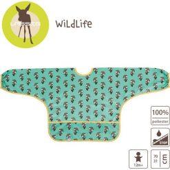 Śliniaki: Lassig – Śliniak z długim rękawem 12m+ Wildlife Surykatka