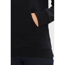 Bluzy rozpinane damskie: WeSC JOY Bluza z kapturem black