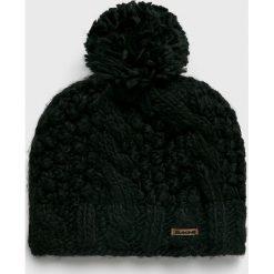 Dakine - Czapka Mia. Czarne czapki zimowe damskie Dakine, na zimę, z dzianiny. Za 119,90 zł.