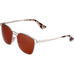 Okulary przeciwsłoneczne damskie: Prada Okulary przeciwsłoneczne silvercoloured