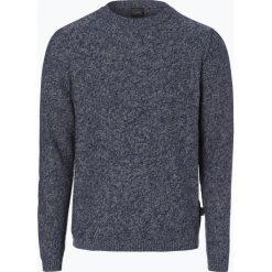 Swetry męskie: Jack & Jones - Sweter męski – Ruber, niebieski