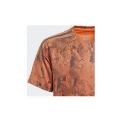 T-shirty z krótkim rękawem Dziecko  adidas  Koszulka treningowa Cool. Brązowe bluzki dziewczęce z krótkim rękawem Adidas. Za 99,95 zł.