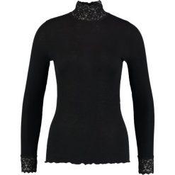 Bluzki asymetryczne: Rosemunde Bluzka z długim rękawem black