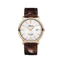 Zegarki męskie: Zegarek męski Atlantic Super De Luxe 64351-44-21
