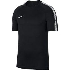 Nike Koszulka męska M NK BRT SQD TOP SS czarna r. S (859850 010). Czarne koszulki sportowe męskie marki Nike, m. Za 84,50 zł.
