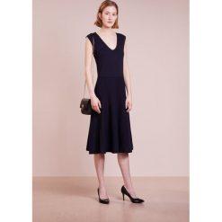 Polo Ralph Lauren CIRCULAR  Sukienka letnia aviator navy. Czarne sukienki letnie marki Polo Ralph Lauren, polo. W wyprzedaży za 629,50 zł.