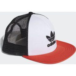 Czapki męskie: Adidas Czapka z daszkiem męska Trucker Cap biała r. L (CE5706_L)