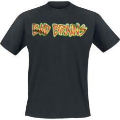 T-shirty męskie: Bad Brains Omega Sessions T-Shirt czarny