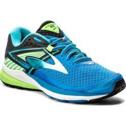 Buty do biegania męskie: Buty BROOKS - Ravenna 8 110248 1D 444 Electric Blue Lemonade/Black/Green Gecko