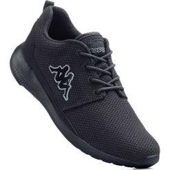 Buty sportowe Kappa bonprix czarny. Czarne buty sportowe męskie marki Asics, do piłki nożnej. Za 89,99 zł.