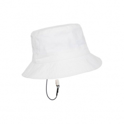 Kapelusz żeglarski cruise. Białe kapelusze damskie TRIBORD, z bawełny. Za 29,99 zł.
