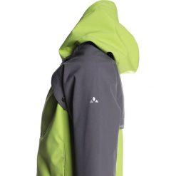 Vaude KIDS MUNTJAC 2IN1 JACKET  Kurtka Softshell chute green. Zielone kurtki dziewczęce softshell marki Vaude, z materiału. Za 339,00 zł.