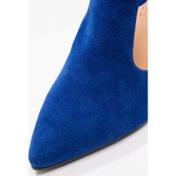 Buty damskie: Lavish Alice POINTED STILETTO Sandały na obcasie blue