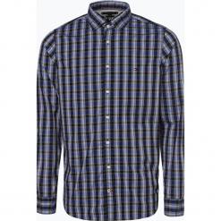 Tommy Hilfiger - Koszula męska, niebieski. Białe koszule męskie na spinki marki DRYKORN, m. Za 359,95 zł.