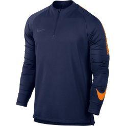 Nike Koszulka męska Nike Dry Squad Drill granatowa r. M (859197 429). Niebieskie t-shirty męskie Nike, m, do piłki nożnej. Za 165,67 zł.