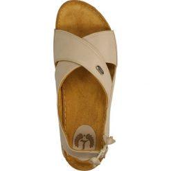 SANDAŁY LEMAR 834. Brązowe sandały damskie marki Casu. Za 149,99 zł.