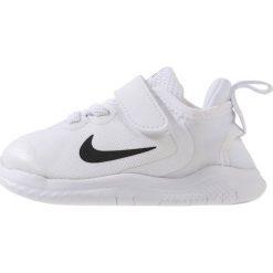 Nike Performance FREE RN 2018 Obuwie do biegania treningowe white/black. Czarne buty do biegania damskie marki Nike Performance, z materiału. Za 209,00 zł.
