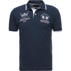 Koszulki polo: La Martina MAN SLIM FIT Koszulka polo navy