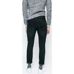 Medicine - Jeansy City Rhythmes. Niebieskie jeansy męskie relaxed fit marki MEDICINE, z bawełny. W wyprzedaży za 59,90 zł.