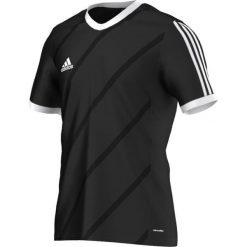 Adidas Koszulka piłkarska męska Tabela 14 czarno-biała r. XXL (F50269). Czarne koszulki sportowe męskie marki Adidas, do piłki nożnej. Za 61,57 zł.