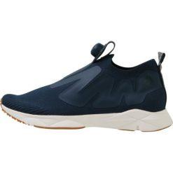 Reebok PUMP SUPREME ULTK Obuwie do biegania treningowe blue. Niebieskie buty do biegania damskie Reebok, z materiału. Za 649,00 zł.