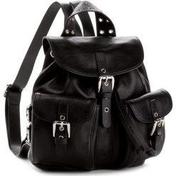 Plecaki damskie: Plecak RED VALENTINO – NQ2B0720 Nero 0NO
