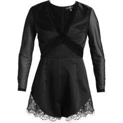 Kombinezony damskie: Missguided Petite Kombinezon black