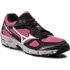Buty sportowe damskie: Buty MIZUNO – Wave Kien 2 J1GK157305 Różowy