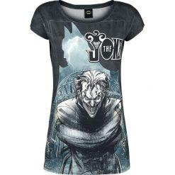 Bluzki asymetryczne: Batman Joker Arkham Asylum Koszulka damska wielokolorowy