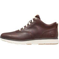Timberland KILLINGTON HALF CAB Sznurowane obuwie sportowe dark rubber mincio. Brązowe buty skate męskie Timberland, z materiału, na sznurówki. Za 549,00 zł.
