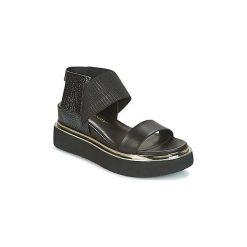 Sandały United nude  RICO SANDAL. Czarne sandały damskie marki United Nude. Za 859,00 zł.