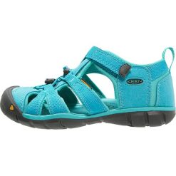 Keen SEACAMP II CNX Sandały trekkingowe blau. Niebieskie sandały chłopięce Keen, z materiału. Za 239,00 zł.