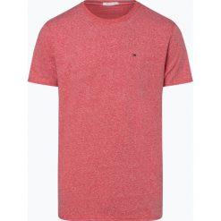 Tommy Jeans - T-shirt męski, czerwony. Czerwone t-shirty męskie Tommy Jeans, m, z jeansu. Za 139,95 zł.