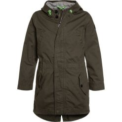S.Oliver RED LABEL Parka green. Brązowe kurtki dziewczęce marki s.Oliver RED LABEL, s, z bawełny. Za 359,00 zł.